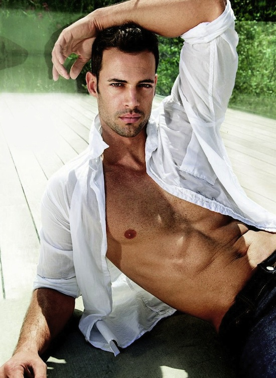 Nude displaying william william levy