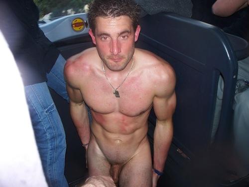 Guys Flashing Or Caught Naked (5)