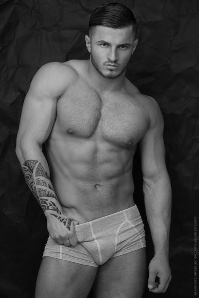 Handsome Fitness Model Erko Jun (7)