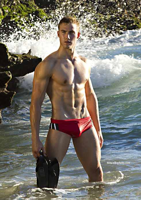 Christopher Richard by Tom Cullis (2)