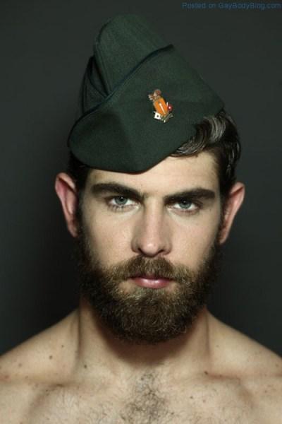 Military Hottie Bruno Fernandes (1)