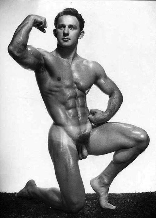 The boy from burlesque naked