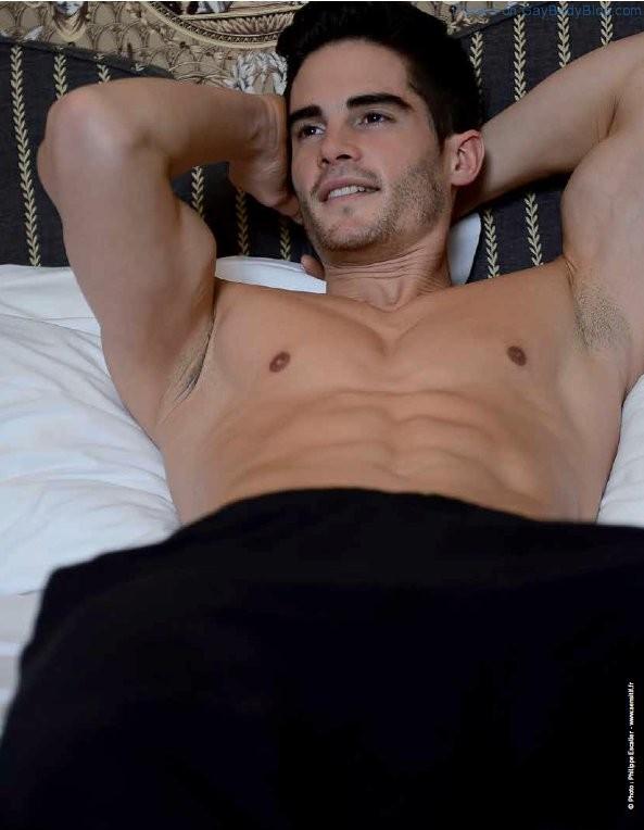 Gorgeous Male Model Fred Jones (7)