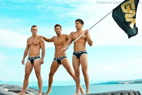Muscle Boys In Briefs (6)