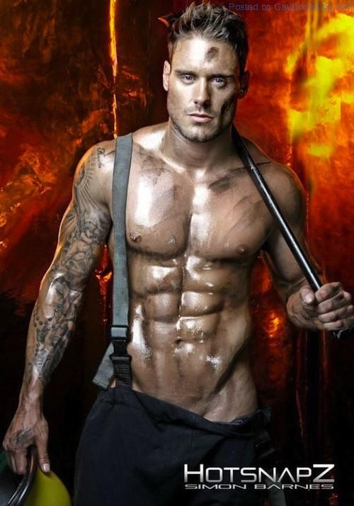 British Fitness Hunk Jase Dean (6)