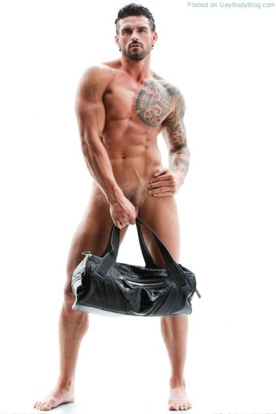 Muscled Rugby Hunk Stuart Reardon (6)