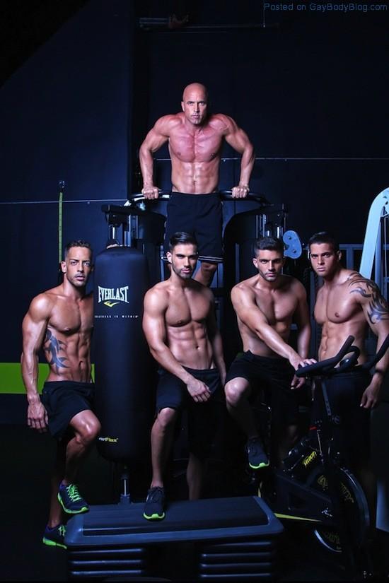 Gym Muscle Hunks (1)