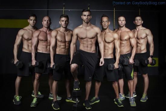 Gym Muscle Hunks (2)
