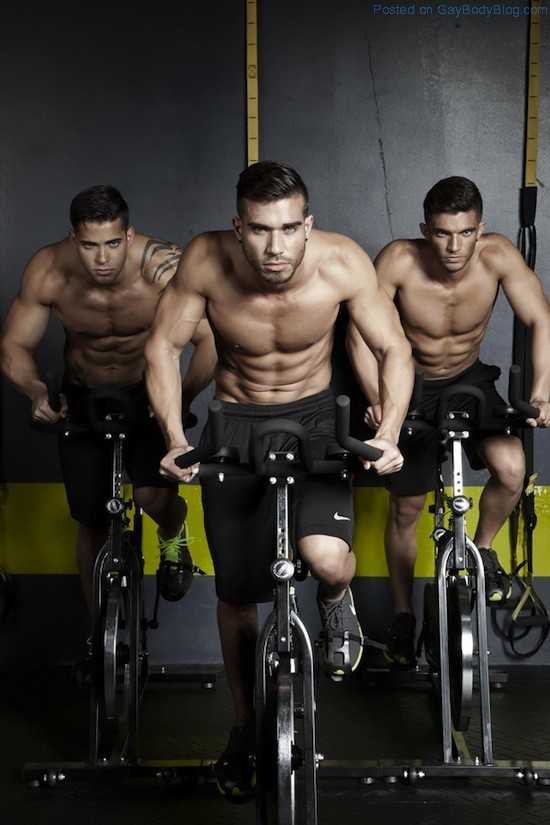 Gym Muscle Hunks (4)
