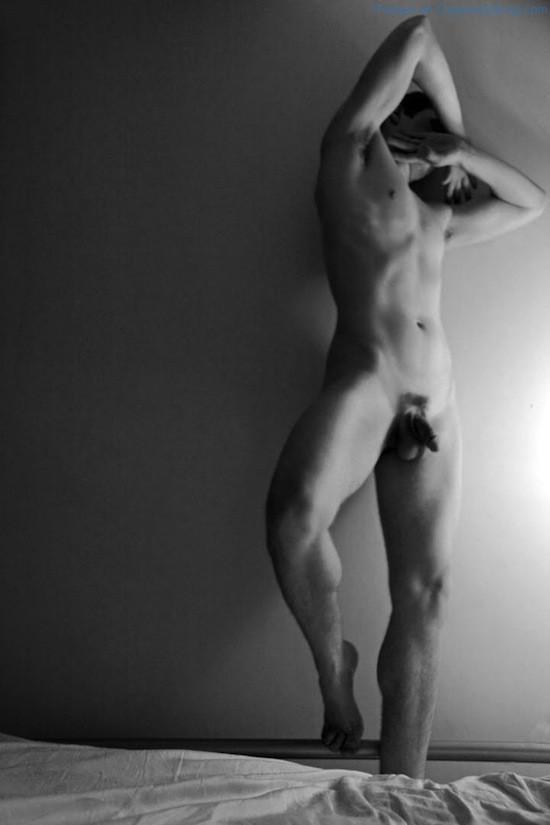 nude body Hot white