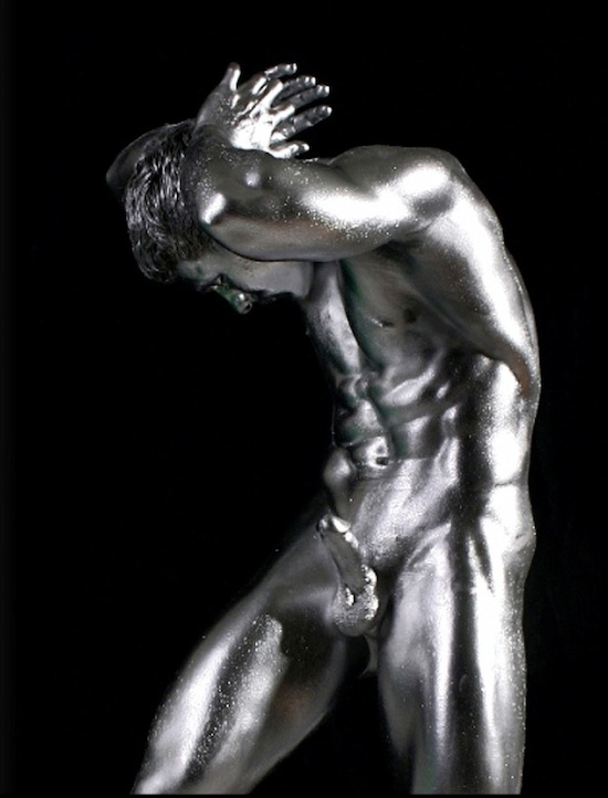 Sexy Male Body Painting 6