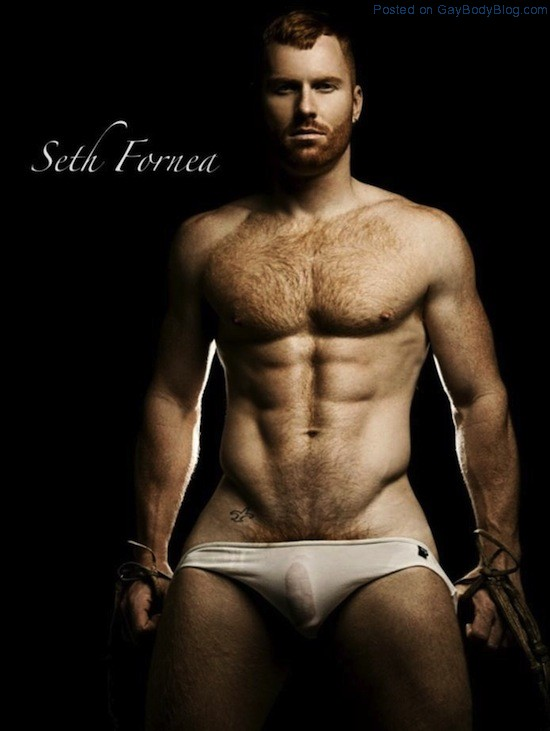 Red Headed Hunk Seth Fornea Reveals More (5)