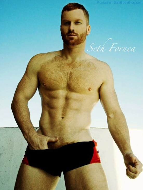 Red Headed Hunk Seth Fornea Reveals More (6)