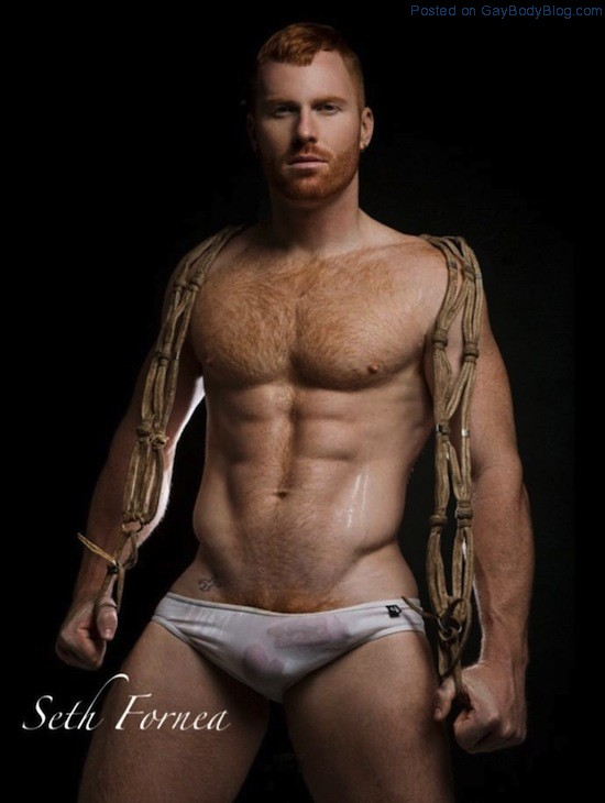 Red Headed Hunk Seth Fornea Reveals More (7)
