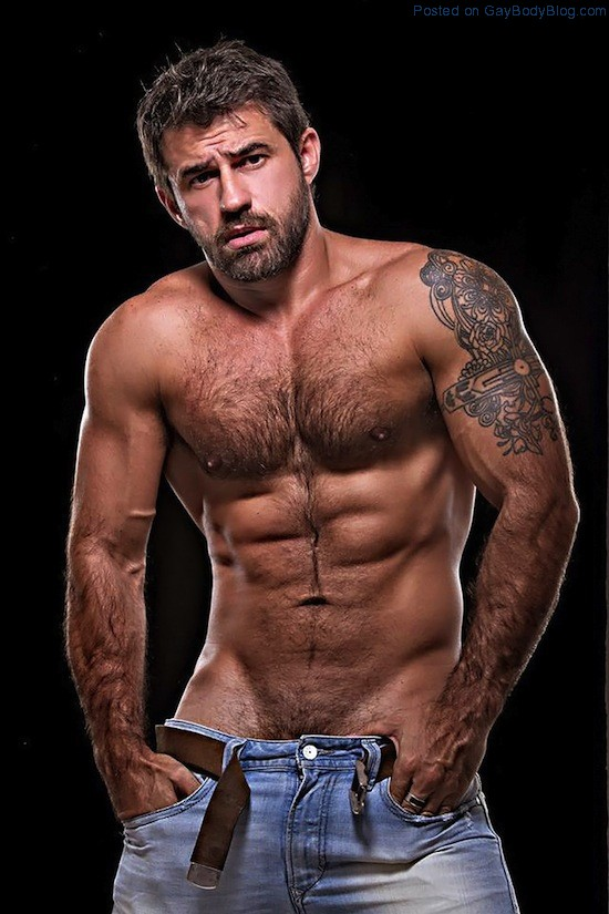 Masculine And Hairy Hunk Fabricio Ternes (6)