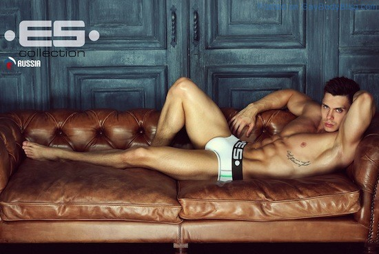 Muscle Hunks In Underwear - For ES Collection Russia (4)
