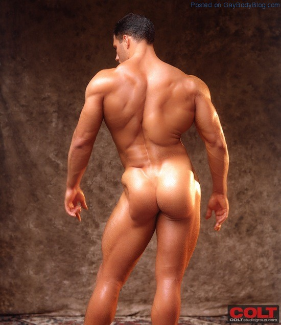 Muscle Man Franco Corelli Naked (5)