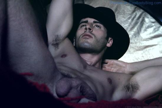 Naked Handsome Gay Men