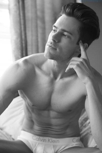 In Bed With William Scott Harkey (1)