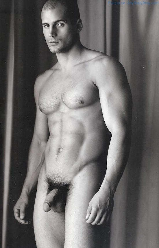 nude naked Todd sanfield