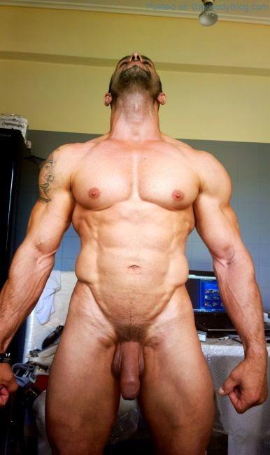 muscle nude men