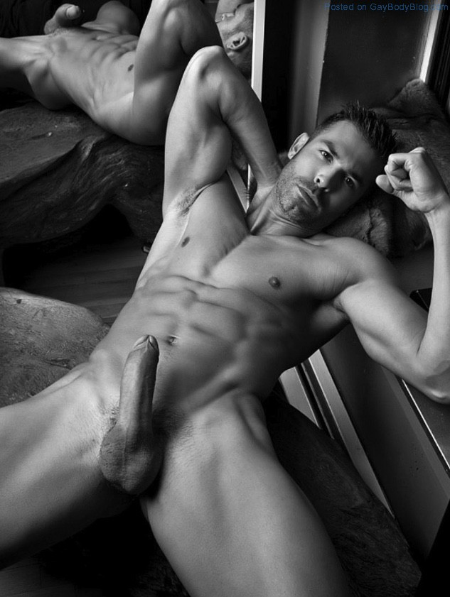 Hot Man Nude 58