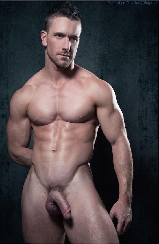 Photos of nude hunks