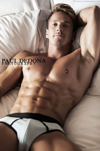 More Gorgeous Men By Paul Dedona 1