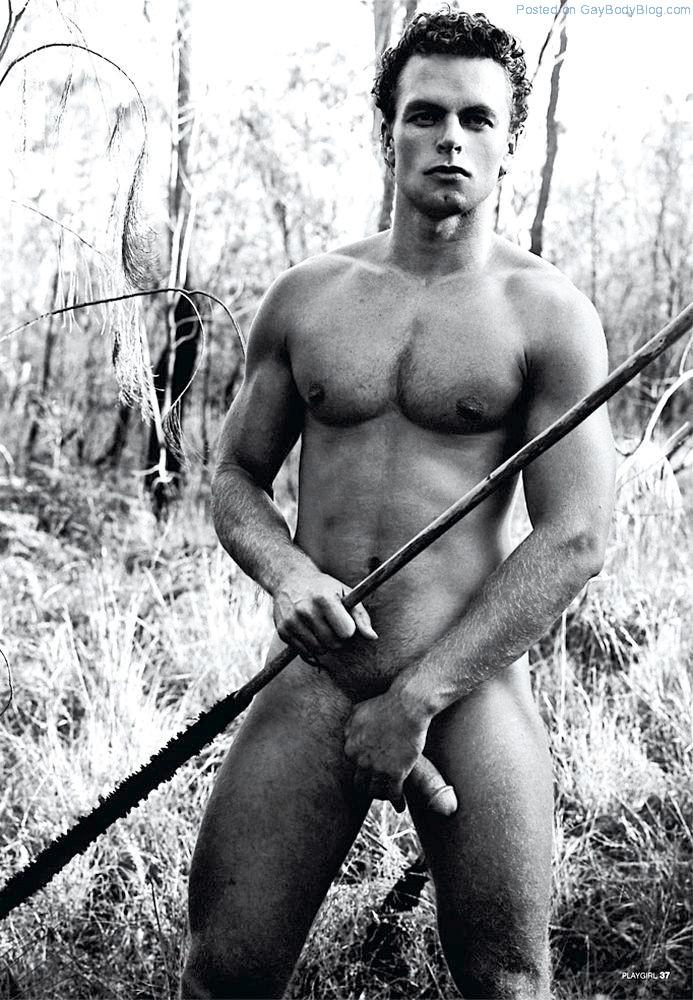 Sexy nude paul walk