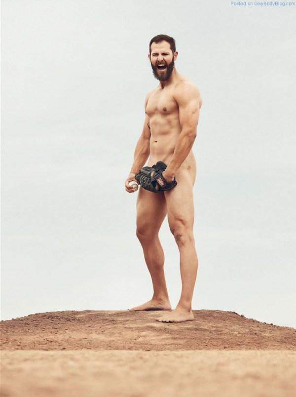 Naked Sports Hunks For ESPN BODY 2016 15