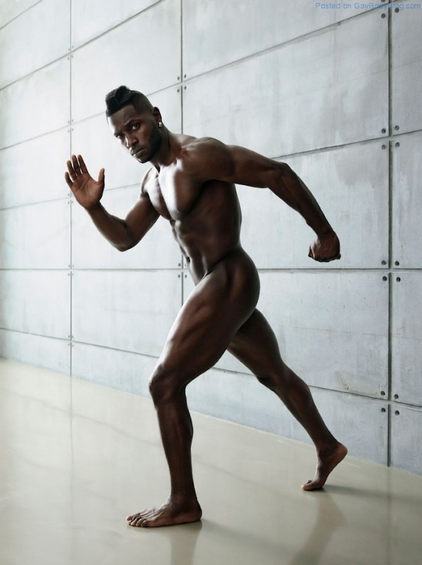 Naked Sports Hunks For ESPN BODY 2016 2