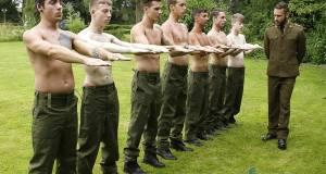Gay Army Boy