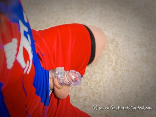 EmoBCSMSlave Chastity Soccer