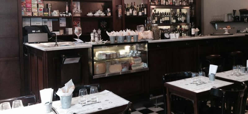 Bar du Marché restaurant Buenos Aires, Argentina