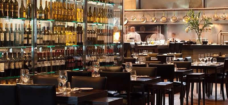 Sucre restaurant Buenos Aires, Argentina
