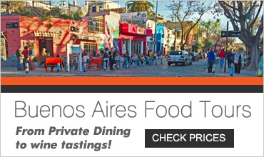 Buenos Aires Food Tours