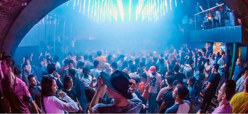 HUMAN gay club Buenos Aires