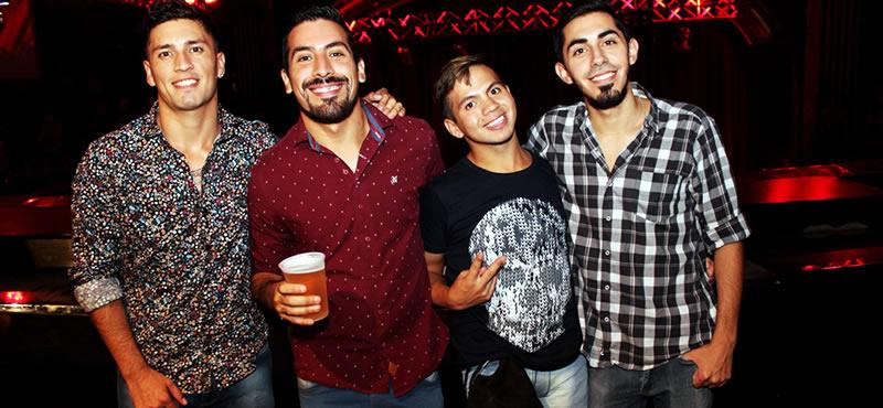Plop party gay club Buenos Aires