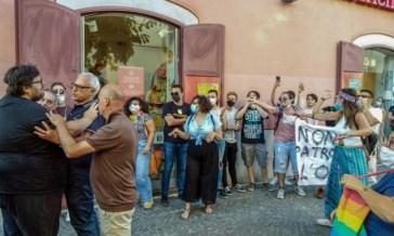 Mario Adinolfi continua a difendere i crimini d'odio: «Il ddl Zan è una legge fascista al capolinea»