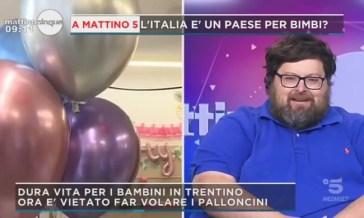 Mario Adinolfi: «Mandavo apposta il pallone nella casa del vicino solo per farlo infuriare»