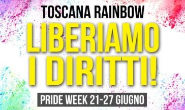 Il 27 giugno torna il Toscana Pride