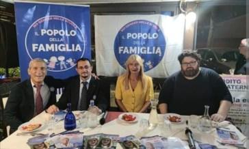 Il partito di Mario Adinolfi continua candidare i parenti dei suoi dirigenti