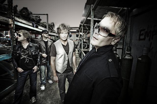 Crash Karma Best Of 90s Canadian Rock Creates New Group