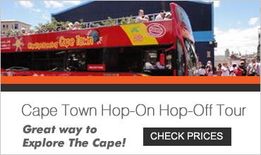 Cape Town Hop On Hop off tour