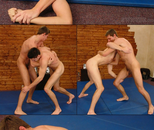 Rounds Of Nude Wrestling