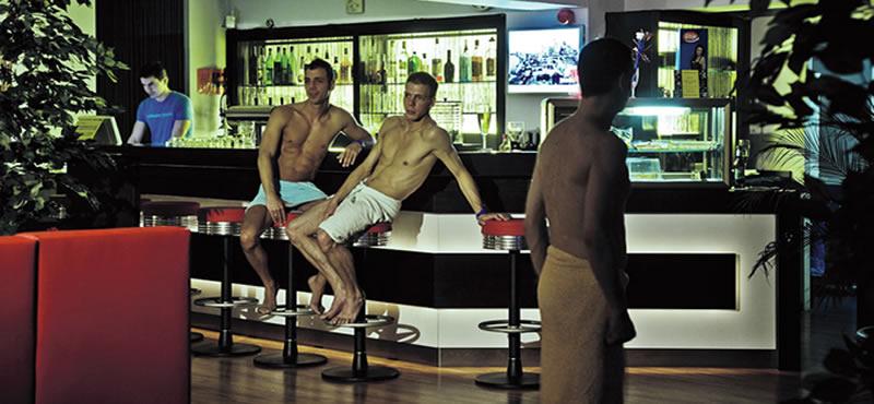 Frankfurt bi sauna Time to