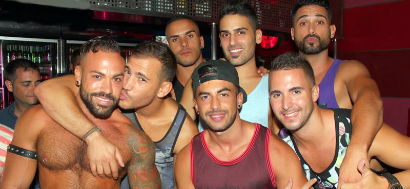 MANTRIX gay club Gran Canaria