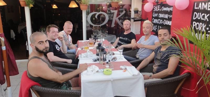 Gay restaurant OK