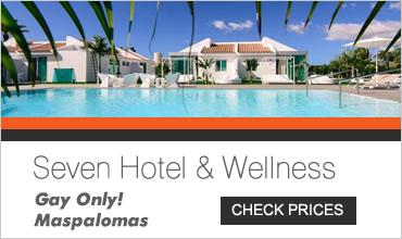 Seven Hotel Maspalomas