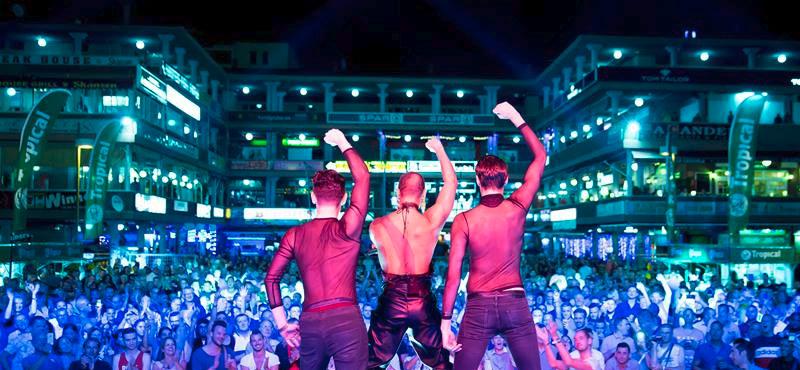Freedom Gay Festival , Maspaloma Gay Festival